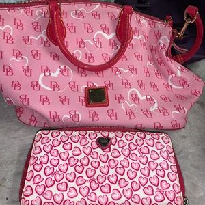 Dooney purse set